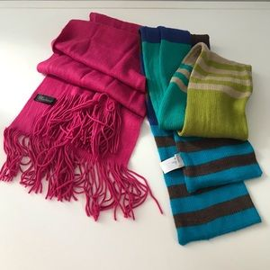 Two Scarves!! ADULT